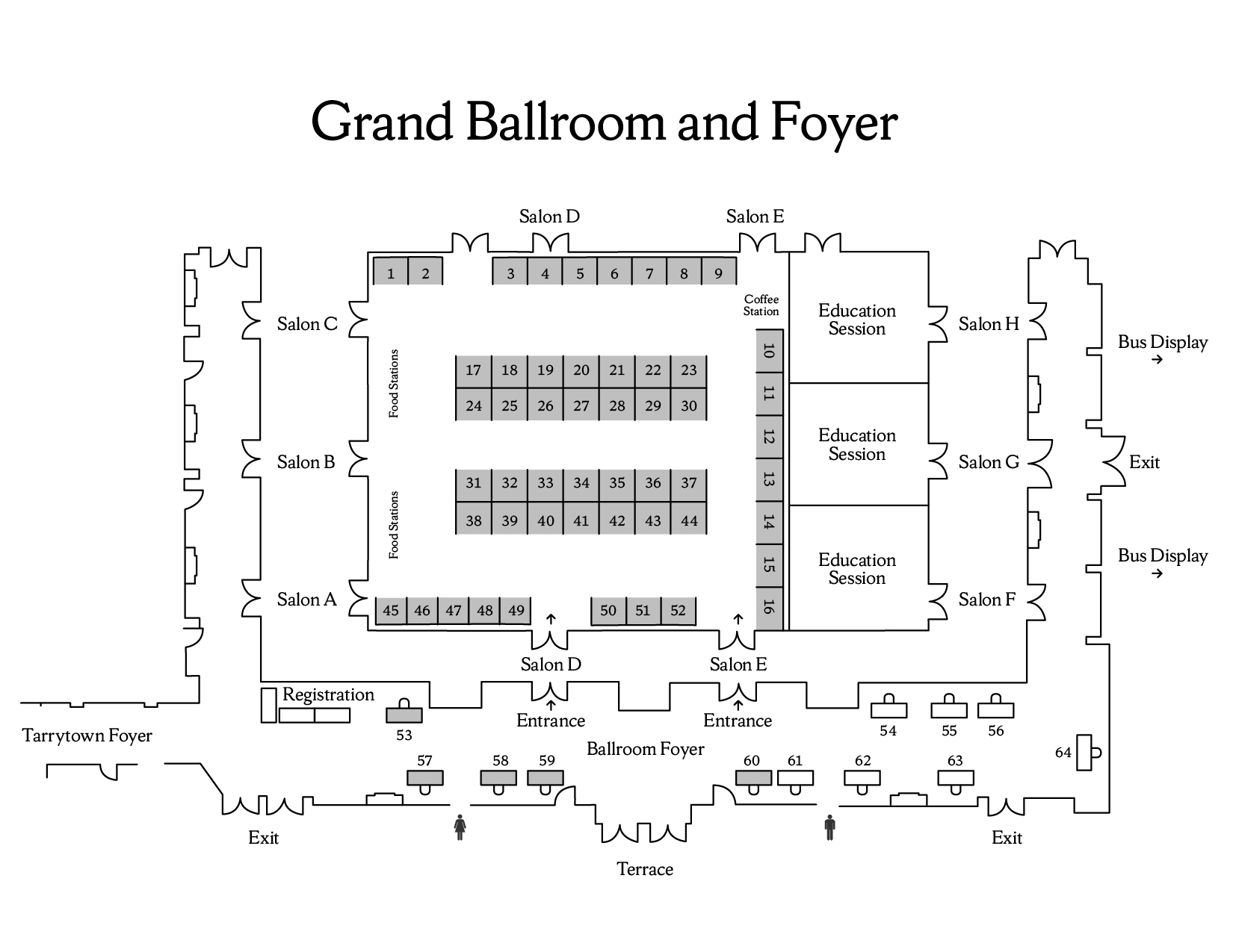 NYPTA 2019 Conference Expo Diagram 10 3